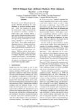 """Báo cáo khoa học: """"Bilingual Topic AdMixture Models for Word Alignment"""""""