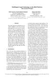 "Báo cáo khoa học: ""Multilingual Legal Terminology on the Jibiki Platform: The LexALP Project"""