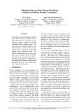"Báo cáo khoa học: ""Maximum Entropy Based Phrase Reordering Model for Statistical Machine Translation"""