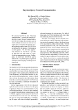 "Báo cáo khoa học: ""Bayesian Query-Focused Summarization"""