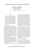 """Báo cáo khoa học: """"A Logic-based Semantic Approach to Recognizing Textual Entailment"""""""