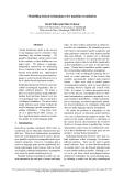 "Báo cáo khoa học: ""Modelling lexical redundancy for machine translation"""