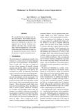 "Báo cáo khoa học: ""Minimum Cut Model for Spoken Lecture Segmentation"""