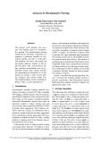 "Báo cáo khoa học: ""Advances in Discriminative Parsing"""