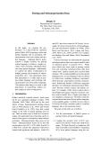 "Báo cáo khoa học: ""Parsing and Subcategorization Data"""