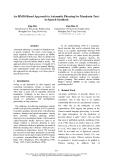 "Báo cáo khoa học: ""An HMM-Based Approach to Automatic Phrasing for Mandarin Textto-Speech Synthesis"""