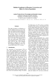 """Báo cáo khoa học: """"Sinhala Grapheme-to-Phoneme Conversion and Rules for Schwa Epenthesis"""""""