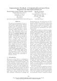 """Báo cáo khoa học: """"Argumentative Feedback: A Linguistically-motivated Term Expansion for Information Retrieval"""""""