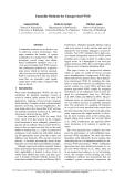"""Báo cáo khoa học: """"Ensemble Methods for Unsupervised WSD"""""""