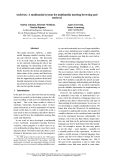 """Báo cáo khoa học: """"Archivus: A multimodal system for multimedia meeting browsing and retrieval"""""""