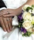 Giáo trình Luật Hôn nhân & gia đình- Tập 1