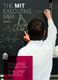 THE MIT   EXECUTIVE MBA  2012-13