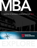 MBA MASTER OF BUSINESS ADMINISTRATION 2013