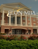 ELON MBA: Academic Catalog 2012 - 2013