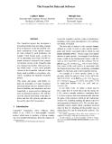 "Báo cáo khoa học: ""The FrameNet Data and Software"""