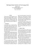 "Báo cáo khoa học: ""Multi-Engine Machine Translation with Voted Language Model"""