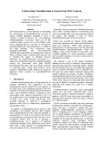 "Báo cáo khoa học: ""Constructing Transliteration Lexicons from Web Corpora"""