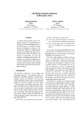 "Báo cáo khoa học: ""Classifying Semantic Relations in Bioscience Texts"""