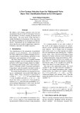 """Báo cáo khoa học: """"A New Feature Selection Score for Multinomial Naive Bayes Text Classification Based on KL-Divergence"""""""