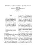 "Báo cáo khoa học: ""High-precision Identification of Discourse New and Unique Noun Phrases"""