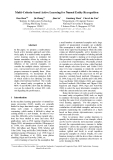 """Báo cáo khoa học: """"Multi-Criteria-based Active Learning for Named Entity Recognition"""""""