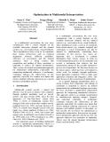 "Báo cáo khoa học: ""Optimization in Multimodal Interpretation"""