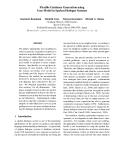 "Báo cáo khoa học: ""Flexible Guidance Generation using User Model in Spoken Dialogue Systems"""
