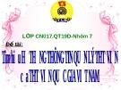 Bài thuyết trình: Tìm hiểu hệ thống thông tin quản lý thư viện của thư viện Quốc gia Việt Nam
