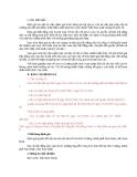 Báo cáo thực tập về môn định giá bất động sản
