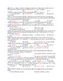 Đề Thi Thử Đại Học Hóa 2013 - Phần 7 - Đề 3