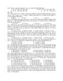 Đề Thi Thử Đại Học Hóa 2013 - Phần 7 - Đề 7