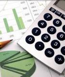 Kế toán nghiệp vụ liên doanh dưới hình thức TS đồng kiểm soát và hđ KD đồng kiểm soát đến đầu tư tài chính