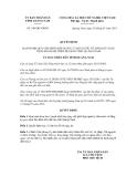 Quyết định số 348/QĐ-UBND