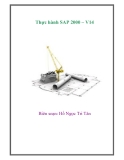 Thực hành SAP 2000 – V14