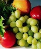 Dinh dưỡng cho người bệnh lupus