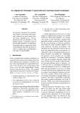 "Báo cáo khoa học: ""An Algebra for Semantic Construction in Constraint-based Grammars"""