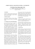 "Báo cáo khoa học: ""COMPUTATIONAL LINGUISTICS IN INDIA"""