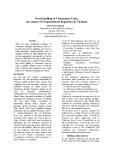 "Báo cáo khoa học: ""Good Spelling of Vietnamese Texts, one aspect of computational linguistics in Vietnam"""