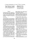 """Báo cáo khoa học: """"A tabular interpretation"""""""