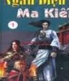 Ma diện ngân kiếm - Kim Vũ