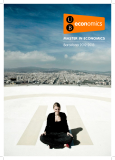 MASTER IN ECONOMICS: Barcelona 2012 2013