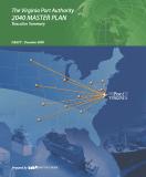 Virginia Port Authority  2040 MASTER PLAN