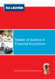 Master of Science in Financial Economics