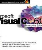 Bài giảng Visual C++ 6.0