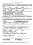 Đề Thi Thử Đại Học  Khối A Vật Lý 2013 - Đề  6