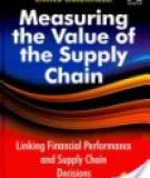 Measuring Efficiency of a Supply Chain