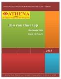 Báo cáo thực tập ISA Server 2006