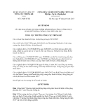 Quyết định số  13/QĐ-TCTK