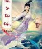 Tiên Cô Bảo Kiếm - Cổ Long