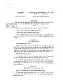 Nghị định số 32/2013/NĐ-CP